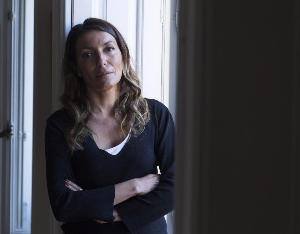 Ana Isabel Gutiérrez Salegui, psicologa forense - Foto: Jesús Umbría