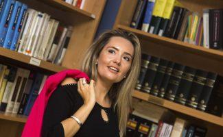 Hilda I. Arbonés, abogado laboralista y profe de Derecho Laboral y Seguridad Social - Foto: Jesús Umbría