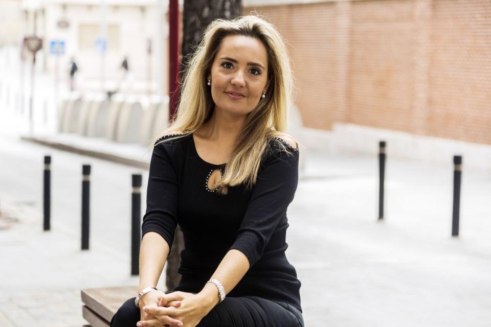 Hilda I. Arbonés, abogado laboralista y autora del libro 'Acoso moral en el trabajo y su tutela preventiva' - Fotos: Jesús Umbría