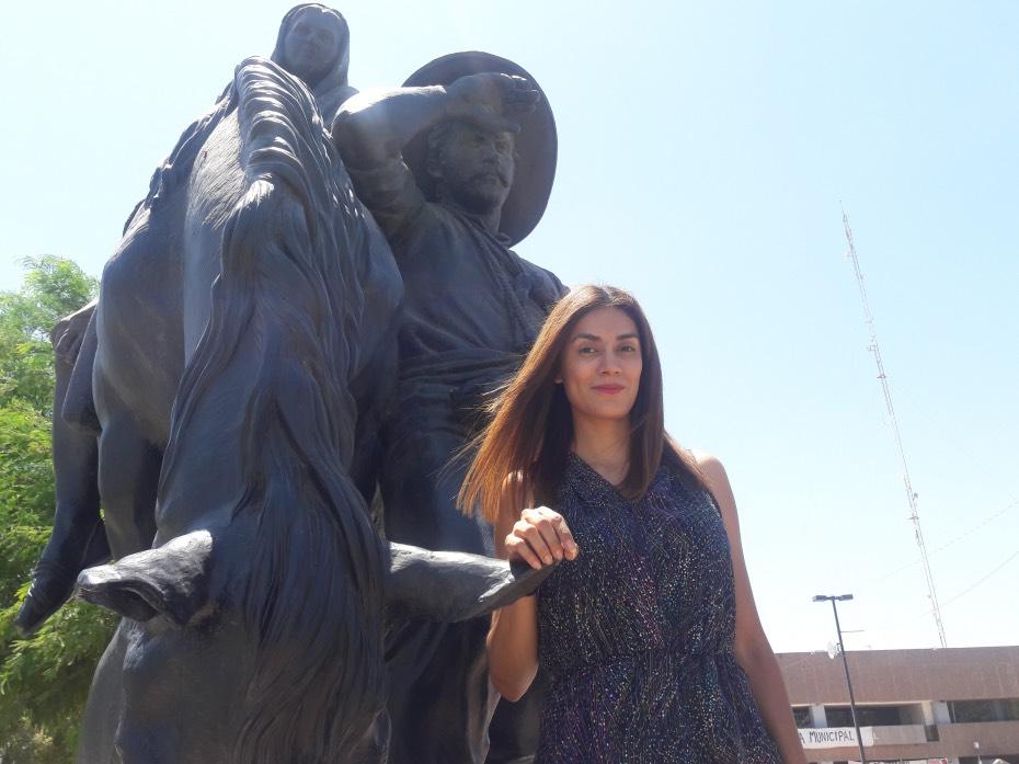 Linnette Avendaño, psicóloga y colaboradora de jupsin.com desde Mexicali, Baja California (México)