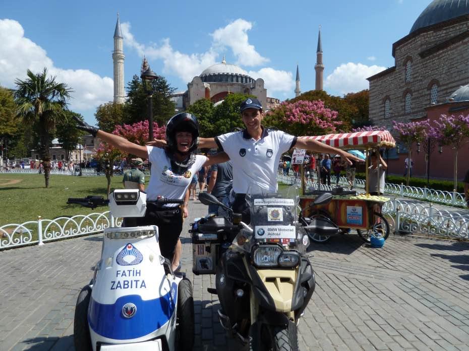Estambul, Judith Obaya, jupsin.com, mujeres deportistas, viajes