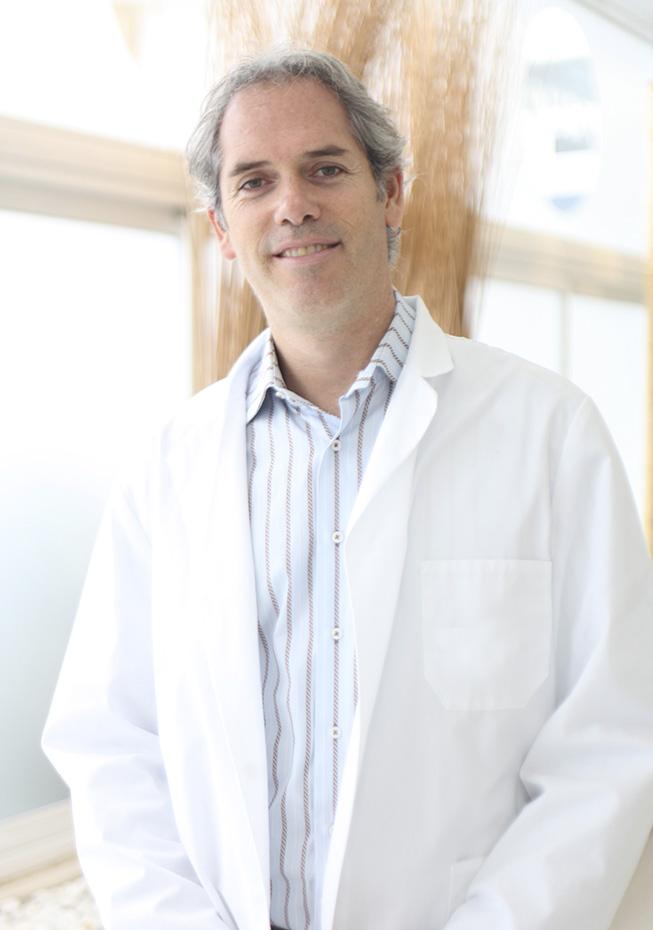 Dr. Antonio de Dios González, responsable del área de Psicología del Hospital Quirónsalud Marbella