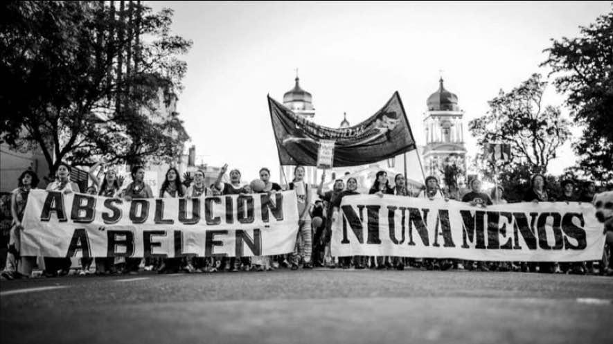 Aborto, Argentina, jupsin.com, Red Libres, Caso Belén, La Tinta