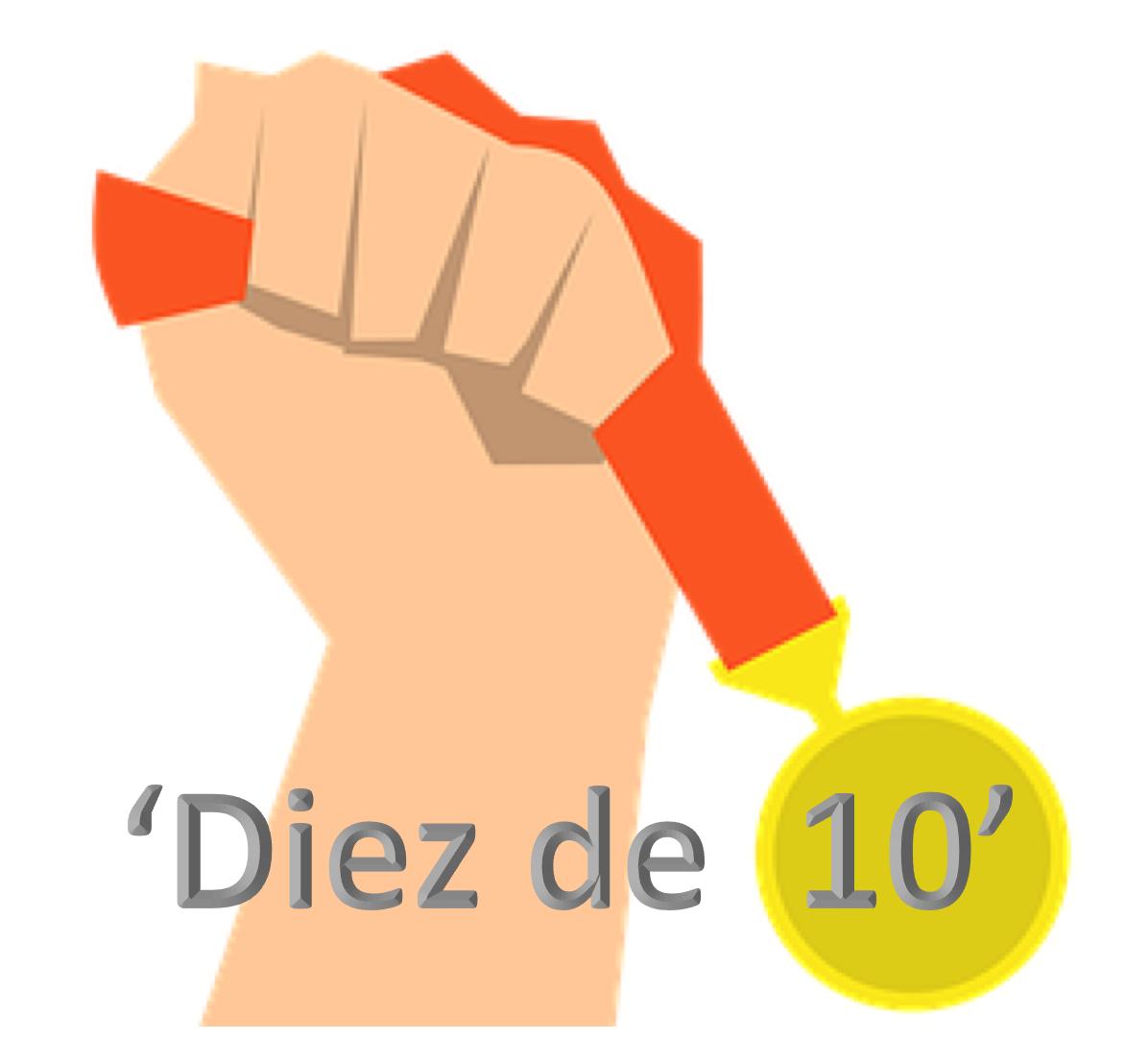 ´Diez de 10´- Colegio Castilla - jupsin.com - acoso escolar