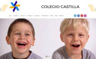 Colegio Castilla, web, jupsin.com, acoso escolar