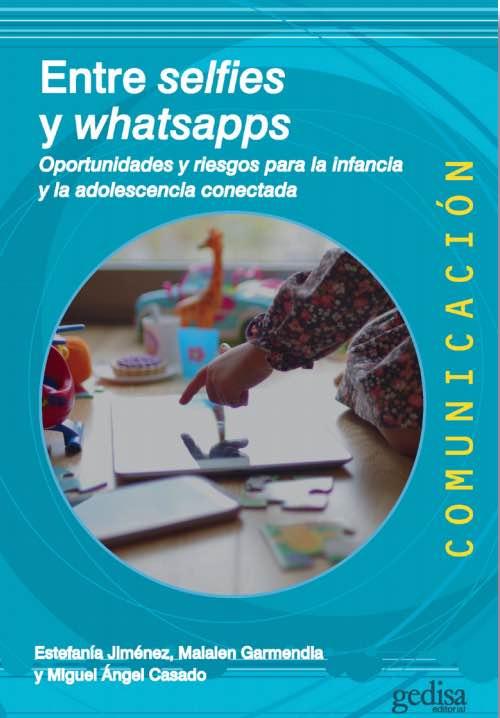 Libro, jupsin.com, Entre Selfies y Whatsapps