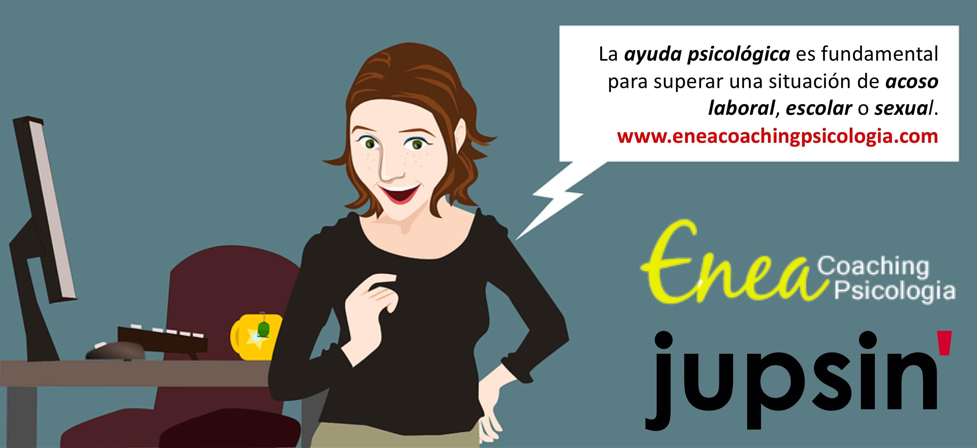 Enea Coaching Psicología, Elena Rubio, jupsin.com