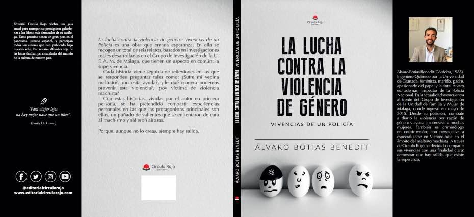 Vivencias de un policía contra la violencia de género, libro, jupsin.com