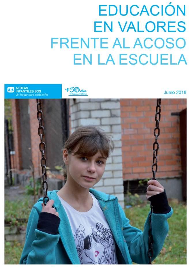 Informe Acoso Escolar, Aldeas Infantiles SOS, jupsin.com