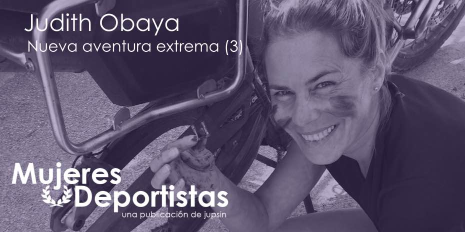 Judith Obaya (4), Mujeres Deportistas, Jupsin.com, aventura extrema