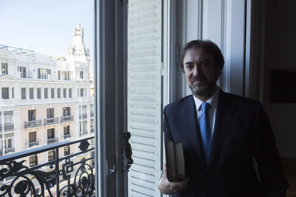 Carlos Javier Galán - Foto: Jesús Umbría