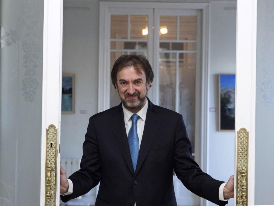 Carlos Javier Galán, abogado laboralista, director del Despacho Alberche Abogados - Foto: Jesús Umbría