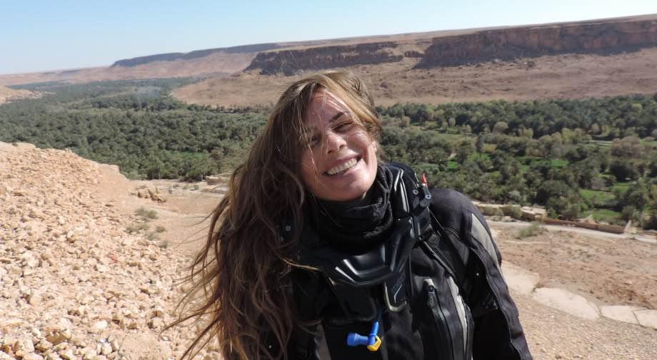 Judith Obaya, jupsin.com, aventura extrema, mujeres deportistas, acoso, discriminación