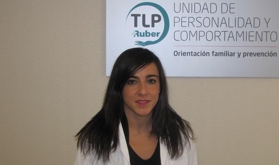 Elena Santos es Psicóloga General Sanitaria