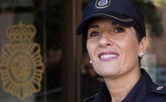 Esther Arén, Inspectora Jefe Policía Nacional