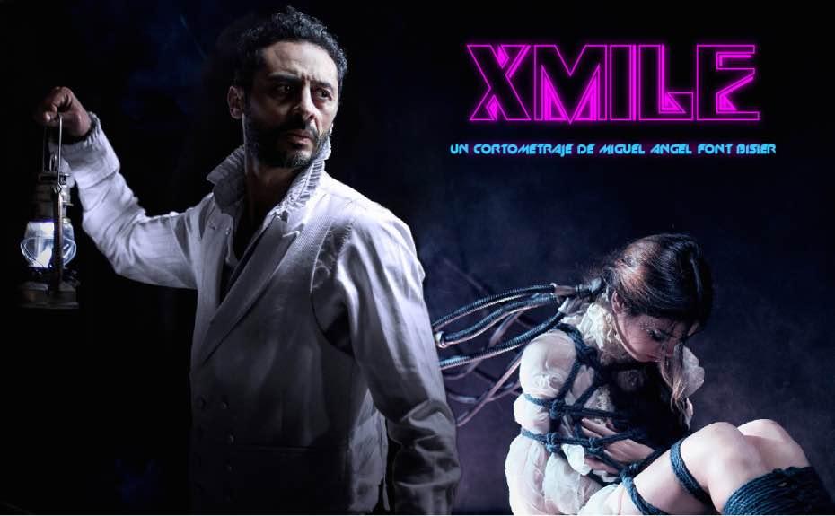 XMILE, corto de Miguel Angel Font