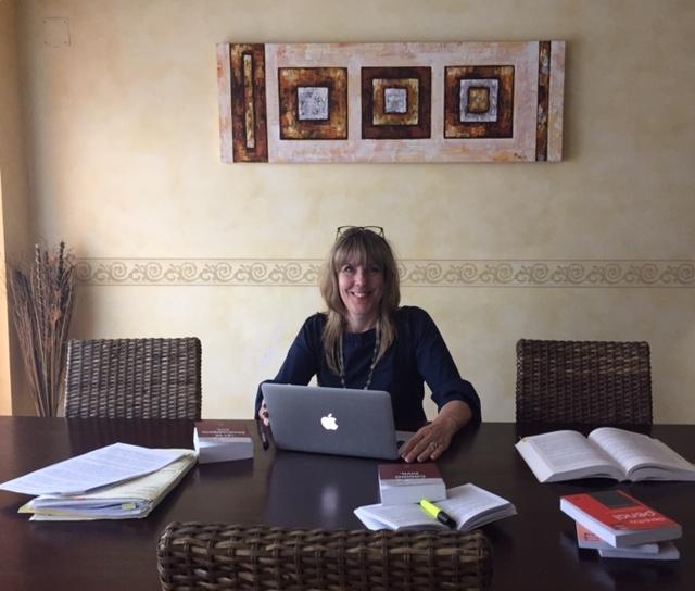 Elisa Ledesma Rubio, abogada laboralista especialista en acoso laboral