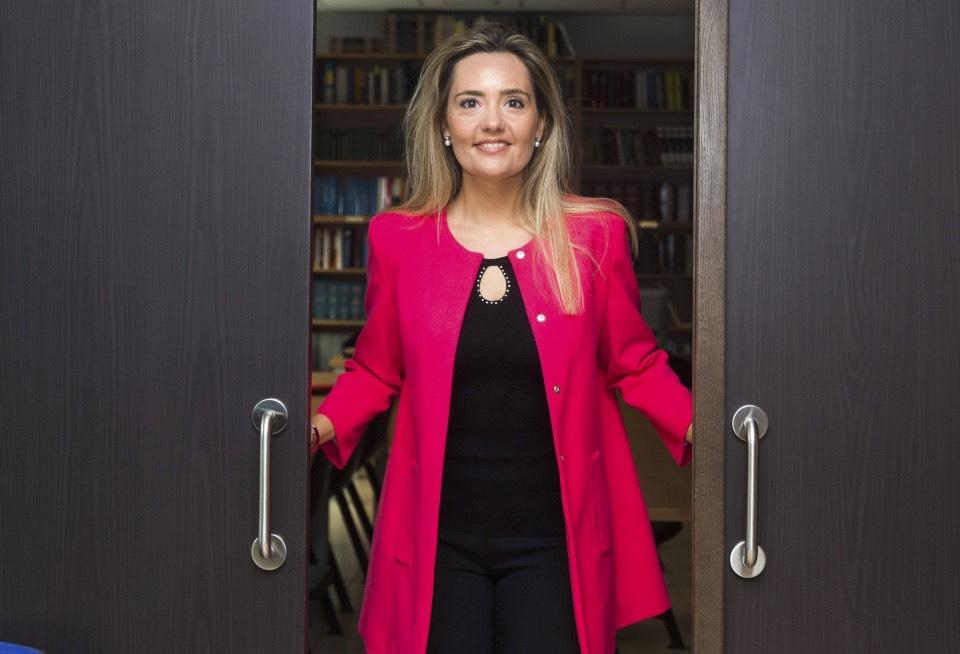 Hilda I. Arbonés - Foto: Jesús Umbría