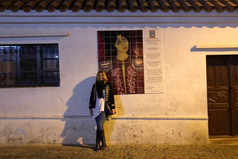 María Gavilán, jueza