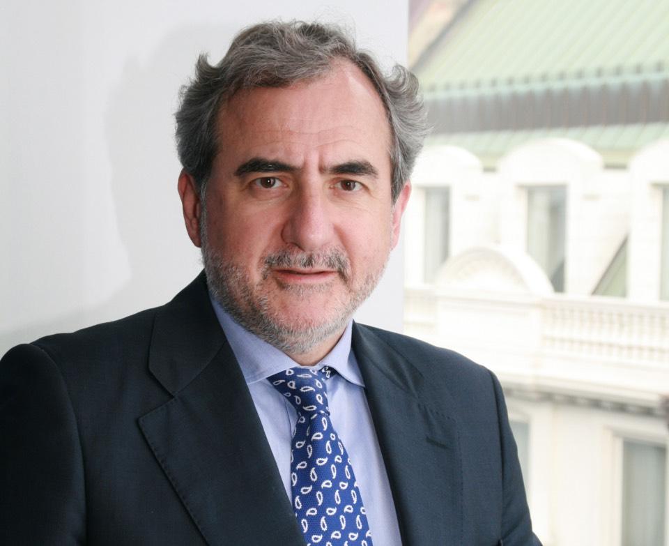 Juan Ignacio Marcos, coordinador del Observatorio Vasco sobre Acoso y Discriminación