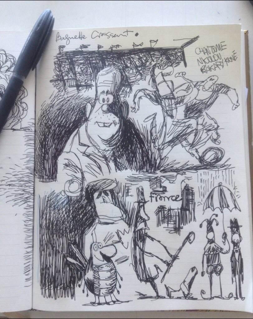 Cuaderno de Idígoras y Pachi