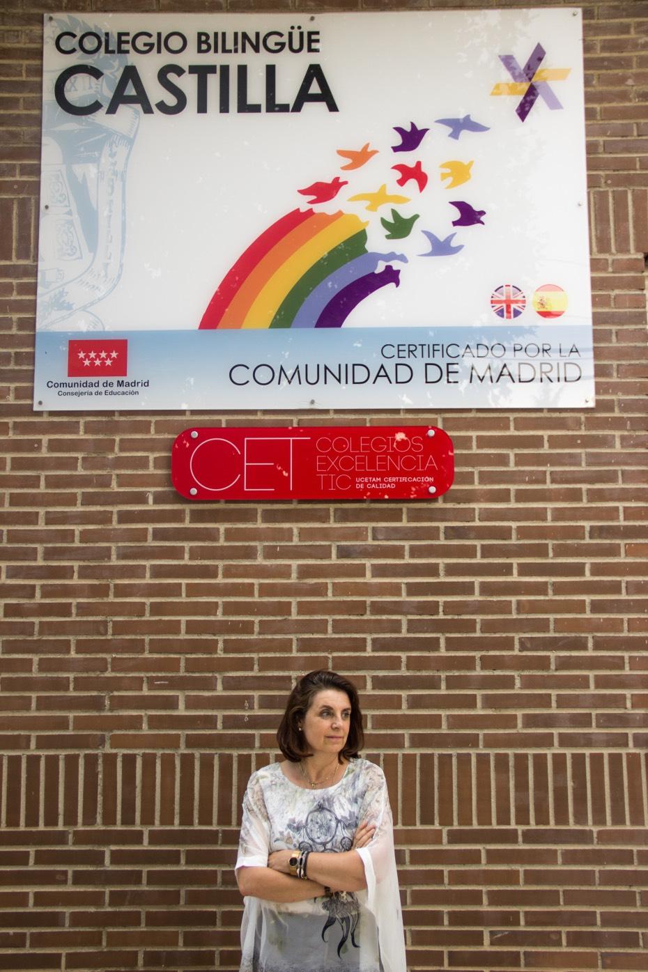 Colegio Castilla, Gisela Rodríguez, acoso escolar, jupsin.com