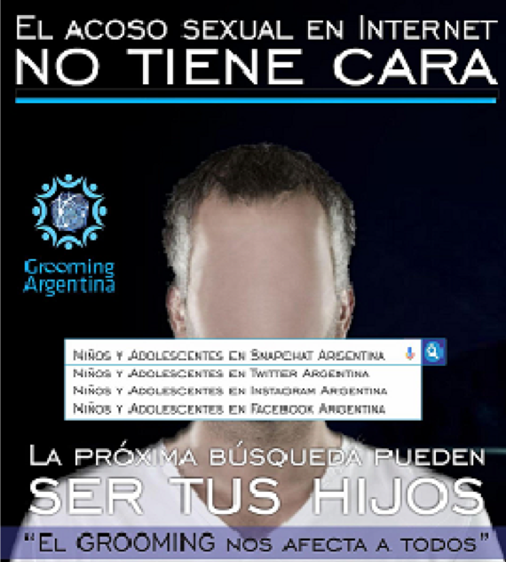 grooming, Red Libres, delito, jupsin.com, Argentina