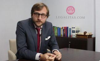 Íñigo de Miguel, abogado Legálitas
