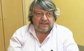 Dr. José Luis Pedreira, especialista en psiquiatría del Hospital La Luz