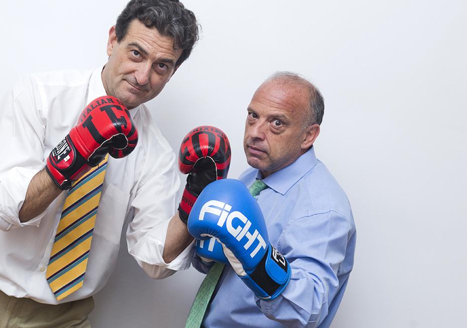 Los valores del deporte definen muy bien a los abogados de Ayala y González - Foto: Jesús Umbría