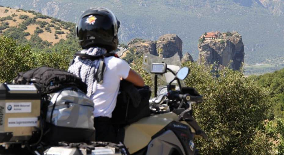 Meteora, Grecia, jupsin.com, Judith Obauya, aventura extrema, Mujeres Deportistas