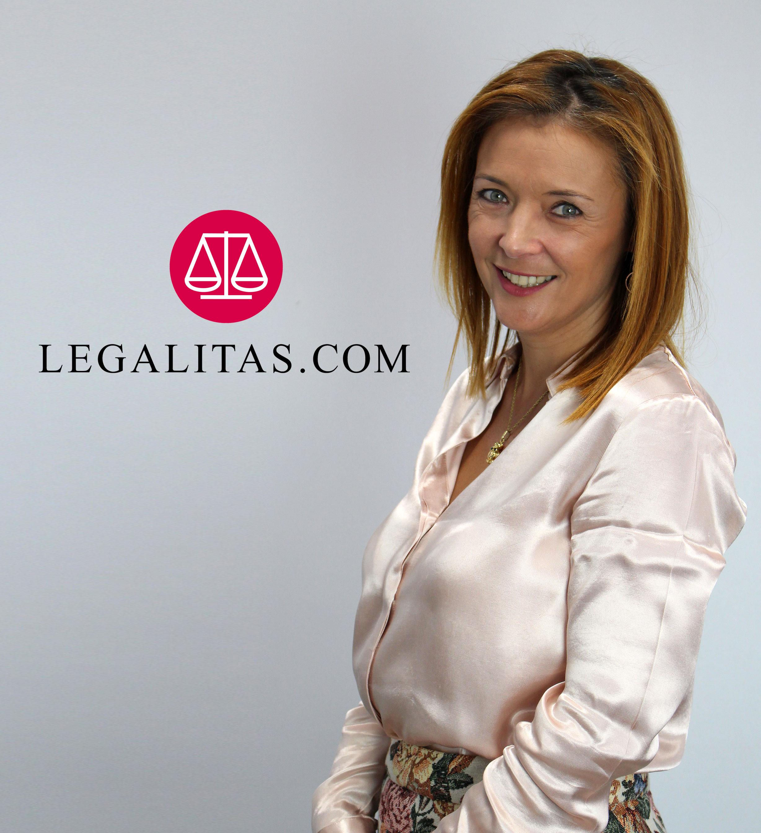 Nuria López, Legálitas, jupsin.com