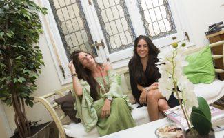 Paloma López y Rocío Gavilán