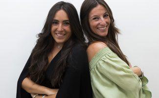 Rocío Gavilán y Paloma López