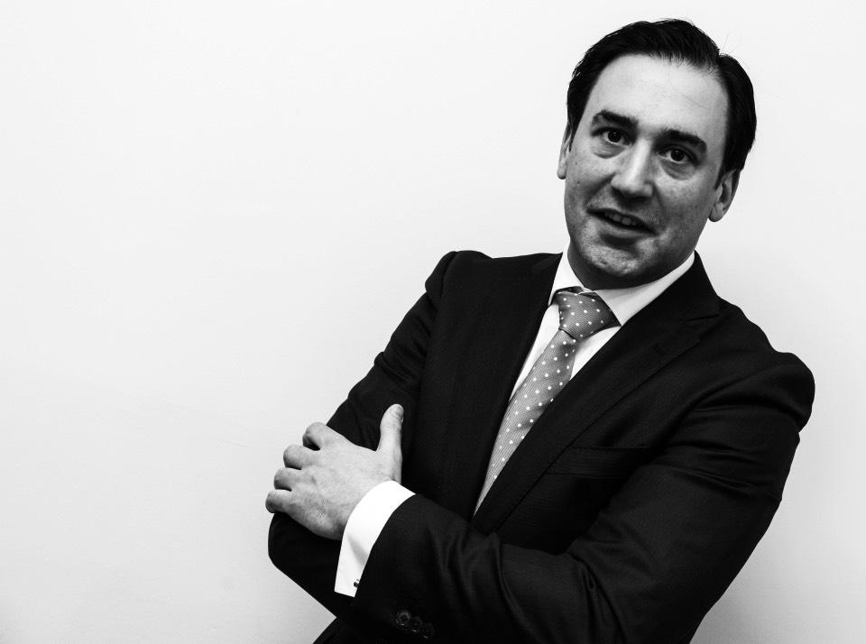 Rodrigo López Garrido, abogado penalista y especialista en ciberdelitos