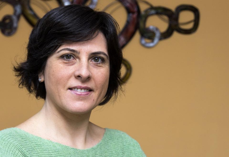 Elena Rubio, psicóloga