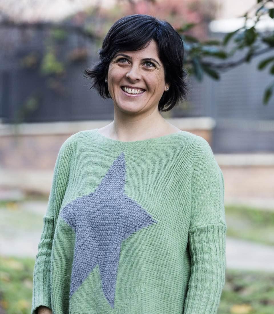 Elena Rubio, la 'psicóloga en tus zapatos' en jupsin.com y conRderuido.com