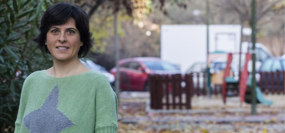 Elena Rubio, la 'psicóloga en tus zapatos' de jupsin.com y conRderuido.com