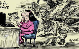 Goya - idígoras y Pachi - acoso  - ciberacoso